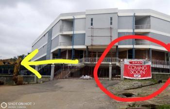 Plot 929, 2094.23sqm Gwarimpa Ii Purpose: Commercial C of O, Life Camp, Gwarinpa, Abuja, Commercial Land for Sale