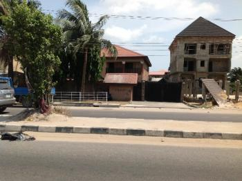 Detached Spacious 5 Bedroom House with Boys Quarters, Badore Road, Badore, Ajah, Lagos, Office Space for Sale