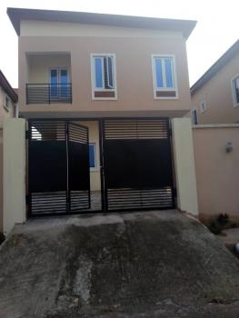 a Fantastically Built and Tastefully Finished Brand New 4 Bedroom Detached House with a Bq, Gated, Ensuite with Visitors Convenience, Off Allen Avenue, Allen, Ikeja, Lagos, Detached Duplex for Sale