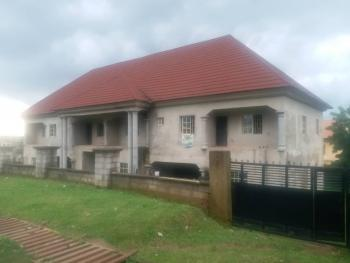 Well Located 2 Wings of 4 Bedroom Semidetached Duplex, an Old Building with Two Bedroom B Q on Each Wing, 7th Avenue, Gwarinpa Estate, Gwarinpa, Abuja, Semi-detached Duplex for Sale