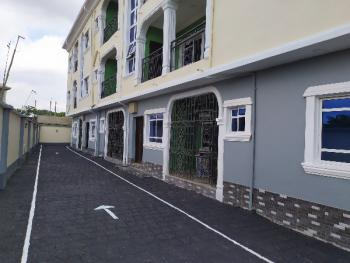 Executive Newly Built 3 Bedroom Flat Pop Ceiling with Wardrobes, Amule, Ipaja, Lagos, Flat for Rent