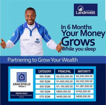 Partnering to Grow Your Wealth with Edge Homes  That Brings 27% Interest Return on All Your  Investment Just Within 6 Months, Eleko, Ibeju Lekki, Lagos, Mixed-use Land for Sale