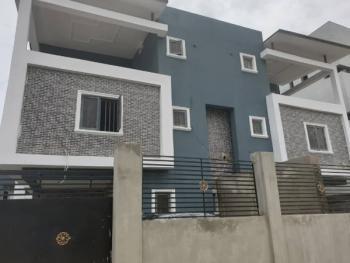 Vacant 4-bedroom Semi-detached House with Bq, Off Kusenla Road, Ikate Elegushi, Lekki, Lagos, Semi-detached Duplex for Sale