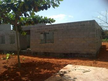 an Uncompleted Two Winged 3 Bedroom Bungalows, Area 4 Opc Estate Agbara, Agbara, Ogun, Detached Bungalow for Sale