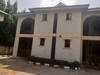 4 Bedroom Duplex with 2 Guest Challet and a Room Bq, Near Government Secondary School, Jabi, Abuja, Semi-detached Duplex for Rent