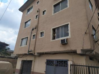 Neat 3 Bedroom Flat Terrazzo Floor Upstairs, Alagutan, Alimosho, Lagos, Flat for Rent