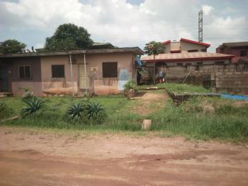 Half a Plot @ Federal Low Cost Estate, Ikorodu, Apeka, Ikorodu, Lagos, Mini Flat for Sale