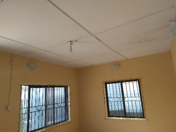 Renovated Mini Flat All Tiles Floor Alone in Compound Big Compound, Amule, Ipaja, Lagos, Mini Flat for Rent