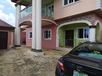 Superb 3 Bedroom Flat Pop Ceiling Nice Kitchen with Cabinet, New London Estate Baruwa, Ipaja, Lagos, Flat for Rent