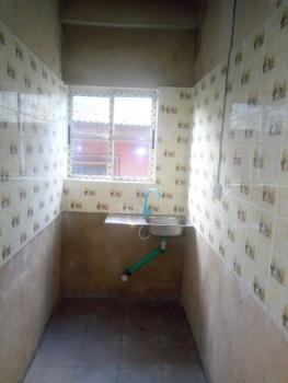a Lovely Newly Built Miniflat with 2toilets and Bathrooms with Car Park, Off Herbert Macaulay Way, Ebute Metta East, Yaba, Lagos, Mini Flat for Rent