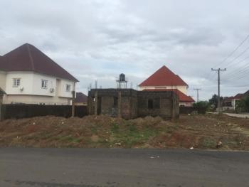 Corner-piece 4 Bedroom Duplex Carcass, Lokogoma District, Abuja, Detached Duplex for Sale