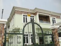 Magnificent 5 Bedroom Detached House With Boys Quarters, Ikota Villa Estate, Lekki, Lagos, 6 Bedroom Detached Duplex For Sale