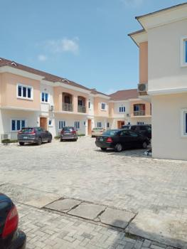 Luxury 4 Bedroom Duplex with Excellent Facilities in a Gated Eatate!!! Swimming Pool and Gym, Agungi, Agungi, Lekki, Lagos, Terraced Duplex for Rent