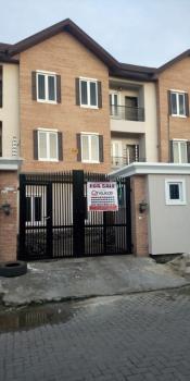 4 Bedroom Semi Detached Duplex, Mudashiru Eletu Street, Osapa, Lekki, Lagos, Semi-detached Duplex for Sale