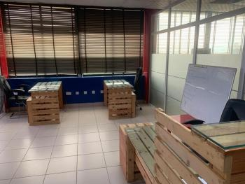 Exquisitely Furnished Office Space for Short Let, Mabuchi, Abuja, Office Space for Rent