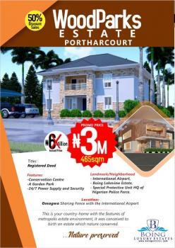 Woods Park Estate, Omagwa, Port Harcourt, Rivers, Residential Land for Sale