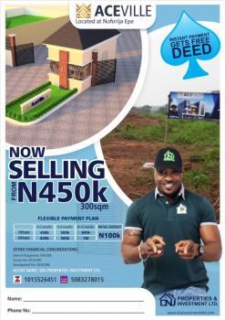 Aceville Estate Land, Noforija Epe, Epe, Lagos, Mixed-use Land for Sale