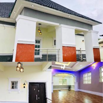 a Massive Newly Built Fully Detached Three Bedroom Bungalow, Bentell Estate, Gaduwa District, Gaduwa, Abuja, Detached Bungalow for Sale