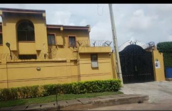 4 Bedroom Detached House with 2 Rooms Bq on Large Ground, Adeniyi Jones, Ikeja, Lagos, Detached Duplex for Sale