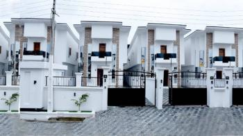 Beautiful 4 Bedroom Semi Detached Duplex, Osapa, Lekki, Lagos, House for Sale