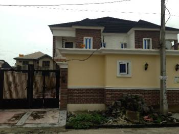 Nicely Built and Well Finished 5bedroom Duplex with a Room Ba, Osapa, Lekki, Lagos, Detached Duplex for Rent