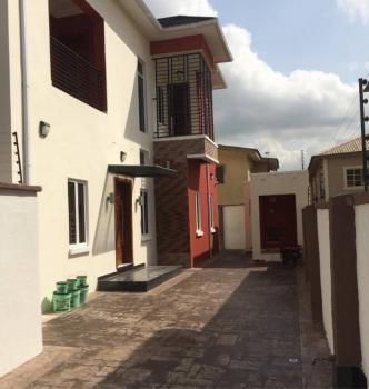 4 Bedrooms Detached Duplex with a Bq, Cctv Cameras, Bulletproof Doors, Magodo, Lagos, Detached Duplex for Sale