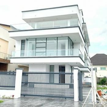 Super Luxurious 4 Bedroom Detached Duplex with a Bq, Pinnock Beach Estate, Osapa, Lekki, Lagos, Detached Duplex for Sale