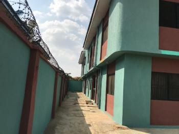 a Block of 4 Flat of 3 Bedrooms with C of O for Sale at Ahmadiyah, Abule-egba on a Full Plot of Land @30m, Abule Egba, Agege, Lagos, Flat for Sale