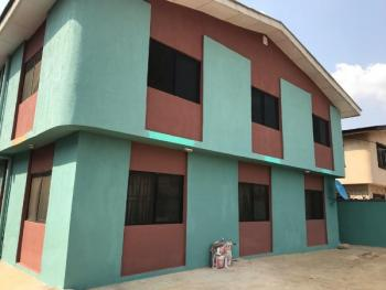 a Block of 4 Flat of 3 Bedrooms with C of O on a Full Plot of Land, Ahmadiyah, Abule Egba, Agege, Lagos, Flat for Sale