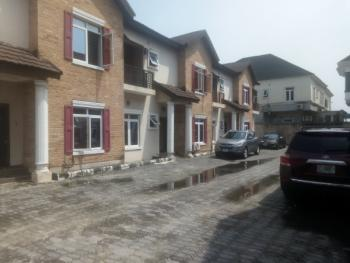 Well Built and Strategically Located  3 Bedroom Terrace Duplex., Idado, Lekki, Lagos, House for Rent