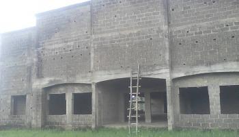 1 Acre Event Centre Hall with C of O, Alakia Iyana Church, Along Iwo Road Ibadan, Lagelu, Oyo, Hall for Sale
