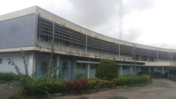 1,890 Fully Commercial Office Space Suitable for Telecommunication and Corporate Organization for Lease, Guinness Road, Oba Akran, Ikeja, Lagos, Office Space for Rent