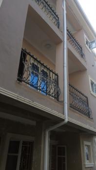 Newly Built 3bed Room Flat, Ala, Fola Agoro, Yaba, Lagos, Flat for Rent