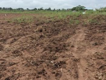 an Acre of Commercial Land, Mile 2, Isolo, Lagos, Commercial Land for Sale