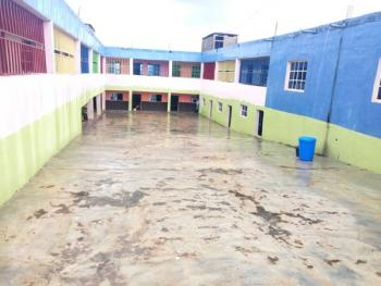 a Functioning School Comprising of 22 Classrooms Sitting on 2 Plots of Land, Ajegunle, Ijaiye, Lagos, School for Sale