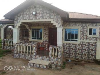 3 Bedroom Flat Bungalow, Ifo Bank Busstop, Ifo, Ogun, Detached Bungalow for Sale