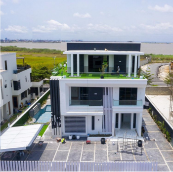 a Luxurious 5 Bedroom Fully Detached Duplex, Osapa, Lekki, Lagos, Detached Duplex for Sale
