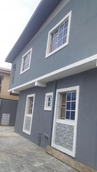 Brand New 3 Bedroom Flat with All Room Ensuite, Off College Road, Ogba, Ikeja, Lagos, Flat for Rent