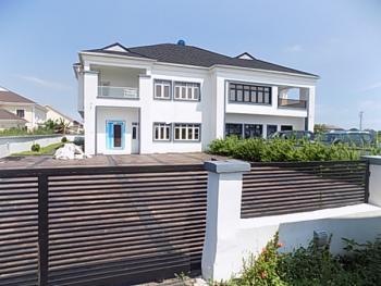5 Bedroom Semi Detached Duplex with Bq, Royal Garden Estate, Ajah, Lagos, Semi-detached Duplex for Sale