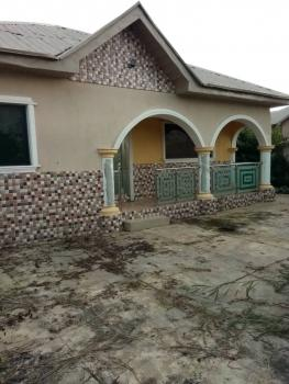 Very Nice 3 Bedroom, Rinsayo, Osogbo, Osogbo, Osun, House for Sale