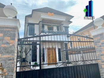 Well Finished Luxury 5 Bedroom with 1 Room Bq Fully Detached Duplex, Chevy View Estate, Lekki, Lagos, Detached Duplex for Rent