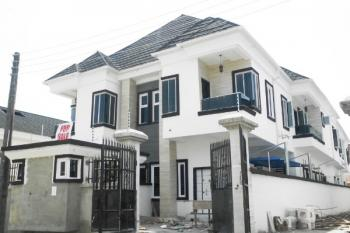 4 Bedroom Semi Detached House, By Chevron Head Office, Chevy View Estate, Lekki, Lagos, Semi-detached Duplex for Sale