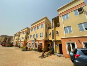 4 Bedrooms Terrace Duplex with a Room Bq, Located at Kaura Games Village, Games Village, Kaura, Abuja, Terraced Duplex for Sale