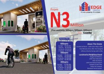 High Promising Roi Land, Lapekun, Ibeju Lekki, Lagos, Mixed-use Land for Sale