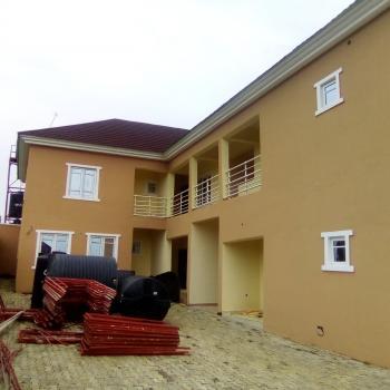 Newly Built & Well Finished 5 Units of 2 Bedroom Flat, Ushafa Government Layout By Scc Construction Company, Ushafa, Bwari, Abuja, Flat for Sale