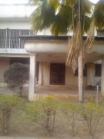 Luxury(king Size) 9 Bedroom Mansion with 2 Parlours and 3 Bedroom Boys Quarters, Karu, Abuja, Detached Duplex for Sale