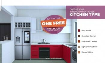 3 Bedroom Pent House, Abijo, Lekki, Lagos, Mini Flat for Sale