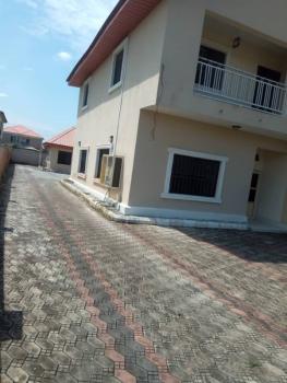 Fantastic 4 Bedroom Duplex with Bq, By Shoprite Sangotedo, Crown Estate, Ajah, Lagos, Detached Duplex for Rent