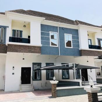 a Tastefully Built  4 Bedroom Semi Detached, Lekki, Lagos, Semi-detached Duplex for Sale