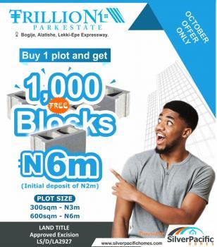 Trillion Park Estate, Alatise, Ibeju Lekki, Lagos, Residential Land for Sale